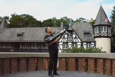 Man Build Gun That Can Fold And Launch 120 Paper Airplanes A Minute