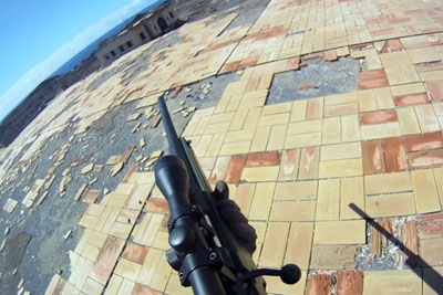 POV Video Shows A Shocking Airsoft Accident In Tenerife, Spain