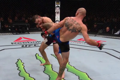 Best And Most Memorable MMA Knockouts Of 2016