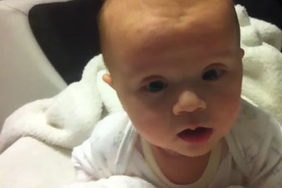 This Video Sums Up What Happens When A Wife Leaves Dad Alone With Their Baby
