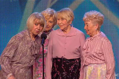 Judges Are Confused When 4 Grandmas Audition. Then They Bring The House Down With A Fun Dance