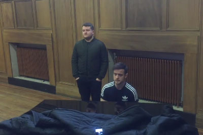 Two Irish Guys Perch At A Piano, Their Voices Will Give You Instant Chills