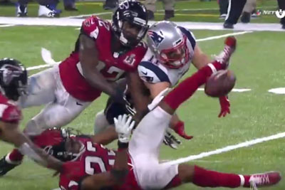 VIDEO: Julian Edelman Saves The Patriots With The Catch Of The Year