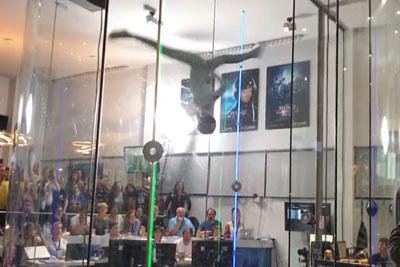 Amazing Performance By Maja Kuczynska In The 2017 Wind Games