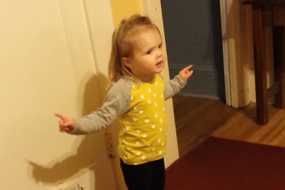 "Little Girl Hears Grandma Accidentally Say ""Bad Word,"" Goes On Tirade That's Melting Hearts Everywhere"