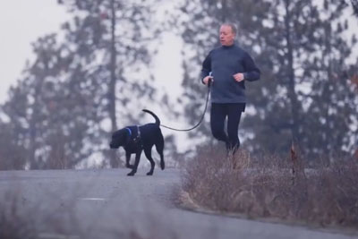 A Man On The Verge Of Death Rescued A Dog With No Hope. Then, The Dog Rescues Him!
