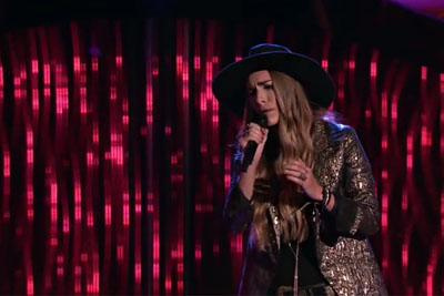 Watch 'The Voice' Singer Stephanie Rice's Inspiring Kelly Clarkson Cover