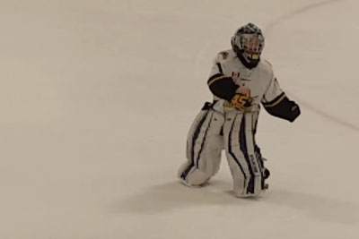 WATCH: Video Of 8-Year-Old Dancing Goalie From Brampton Goes Viral