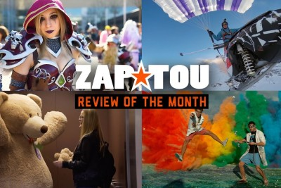 Best Short Scenes Captured In February 2017 By Zapatou