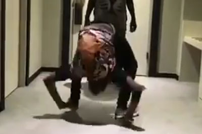 Flexible African Boy Shocks Everyone With His Ability To Move Body