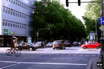 This Happens In Germany When Traffic Lights Go Off