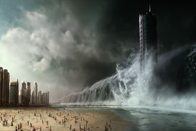 'Geostorm' Is The Ridiculous 'Day After Tomorrow' Successor We've Been Waiting For