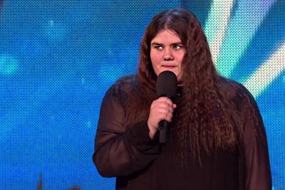 Nervous Opera Singer Blows Everyone Away With Her Touching Singing