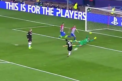 WATCH: Jan Oblak Goes Full Gandalph With Ridiculous Triple Save