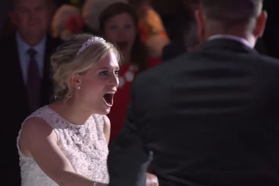 She Dances With Dad On Wedding Day, In An Instant Discovers Dad Kept Huge Secret From Her