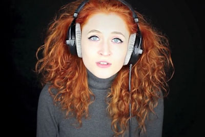 Janet Devlin Totally Nails Linkin Park's Famous Song