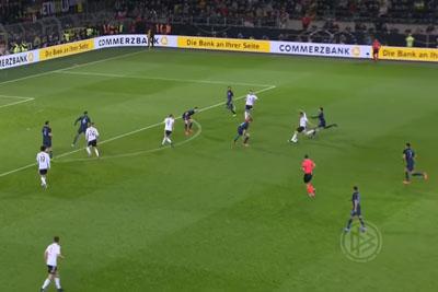 Lukas Podolski's Last Goal For Germany Was A Poetic Banger