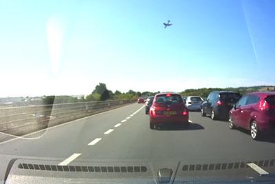 Shoreham Air Show Plane Crash Captured On Camera