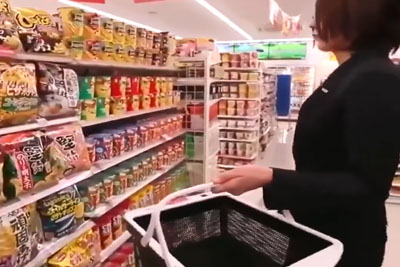 This Japan Smart Supermarket Technology Might Be The Future
