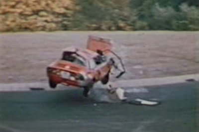 Car Crash Compilations On Nurburgring From 1970