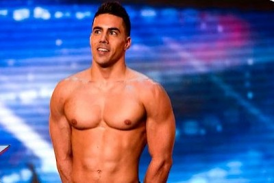 Muscular Contestant Blows Everyone Away With His Outstanding Performance
