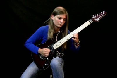17-Year-Old Guitar Prodigy Shreds Beethoven's Moonlight Sonata