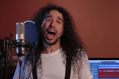 Guy Covers Red Hot Chili Peppers' Song In 20 Different Styles