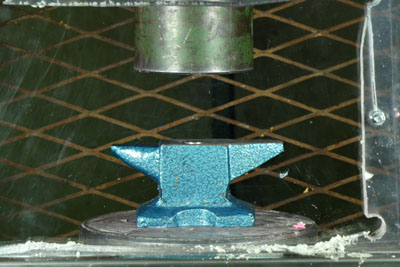 This Is Why You Shouldn't Crush Anvil With Hydraulic Press