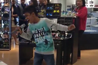 Young Boy Singing Beyonce's 'Listen' Will Literally Give You Chills