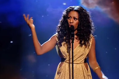 Alexandra Burke Sings Hallelujah With So Much Passion All The Judges Are Shocked