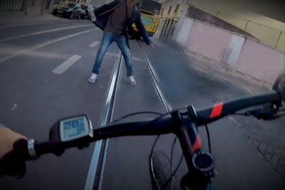 Attempted Bike Jacking In Portugal Goes Really Wrong For Bicycle Thief