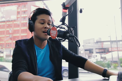When This Filipino Sings Celine Dion's Song, You Will Be Covered In Goosebumps