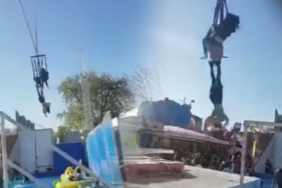 Here's A Terrifying Reminder To Maybe Skip That Carnival Swing Ride
