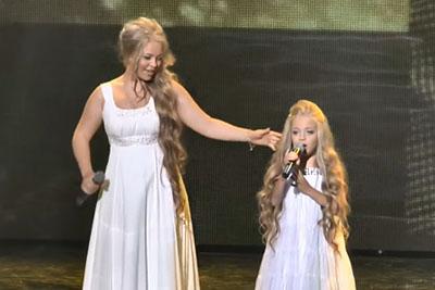 Ukrainian Sisters Magnificently Cover Mariah Carey's 'Without You' And It's Breathtaking