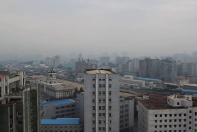 Every Morning, This Eerie Wake-Up Song Is Played On Loudspeakers Throughout Pyongyang