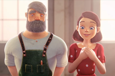 This Short About Father-Daughter Cheesemakers Pulls On The Heartstrings So Hard, It Hurts