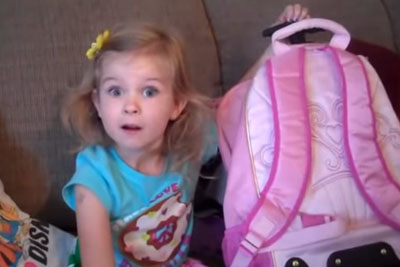 6-Year-Old's Emotional Reaction To Surprise Birthday Trip Will Make Your Eyes Wet