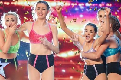WATCH: Alesha Dixon's Golden Buzzer Act Just Us Goes Straight To BGT's Semi-Finals