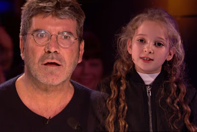 Eight-Year-Old Britain's Got Talent Contestant Issy Simpson Just Took The Magic To A Whole New Level