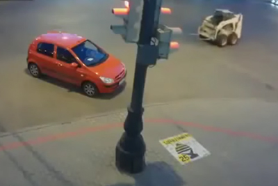 Most Ridiculous Accident