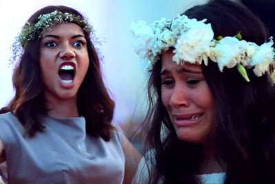 Emotional Haka Moves At New Zealand Wedding Bring Bride To Tears