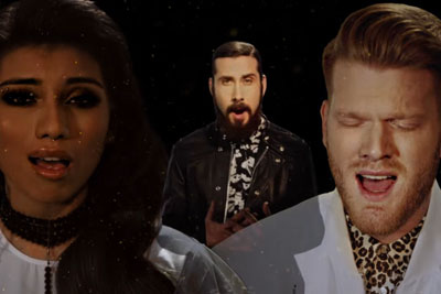 Pentatonix Will Steal Your Heart With Cover Of Elvis' 'Can't Help Falling In Love'