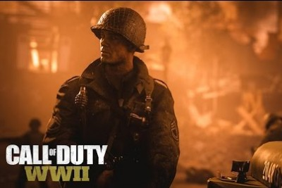 Official Call Of Duty WWII Trailer Shows The Gameplay Footage