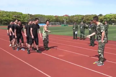 Chinese Guys Totally Nail Skipping Rope, Leave Internet In Shock