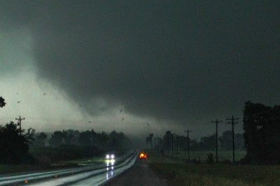 WATCH: Dramatic Videos Of Tornado In Canton, Texas