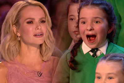 Junior Choir Wow Britain's Got Talent Judges While They Sing Their Hearts Out