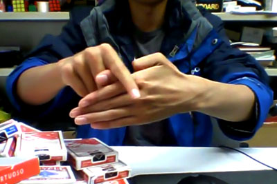 This Guy's Detachable Thumb Tricks Are Mind-Bending