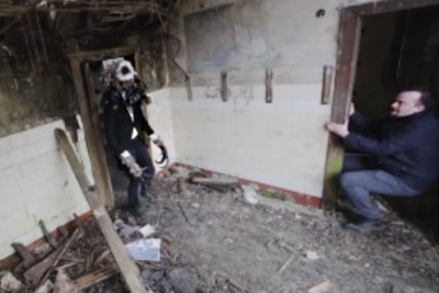They Stepped Inside This Abandoned Hospital, Then Even Men Were Crying Of Fear