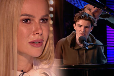 Harry Gardner Breaks Hearts Of Britain's Got Talent Judges With Song For His Nan