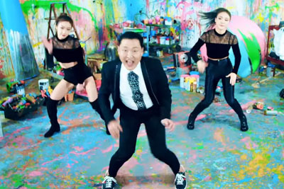 WATCH: Gangnam Style Star Psy Releases Two New Singles 'New Face' And 'I Luv It'
